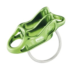 PETZL Reverso 4 - zelená