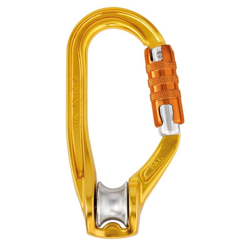 PETZL Rollclip A- Triact-Lock