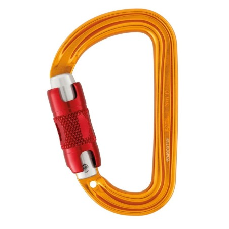 PETZL Sm'D - TWIST LOCK