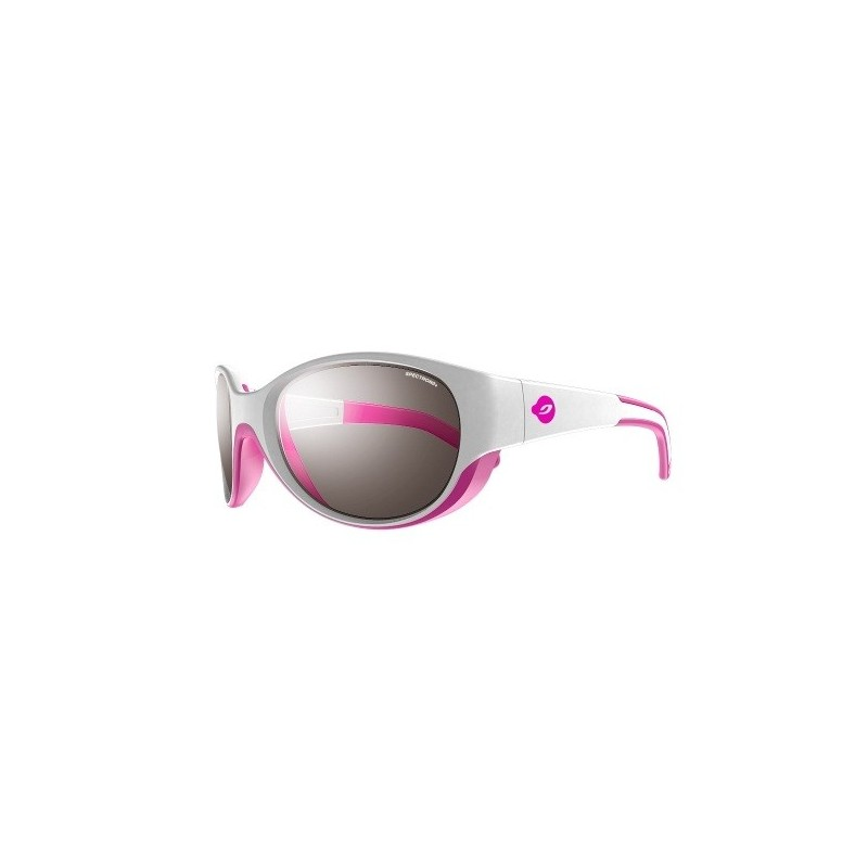 Julbo LILY Spectron3+ - WHITE/FLUORESCENT PINK