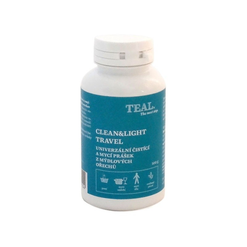 TEAL Clean & Light Travel - 100 g