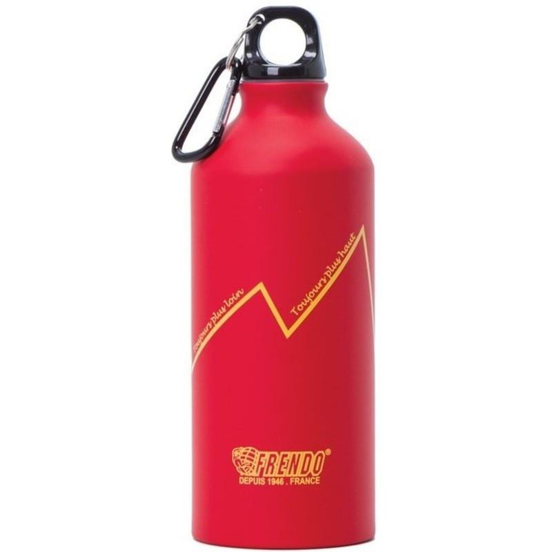 Frendo Rainbow Water Bottle 0,6L Red