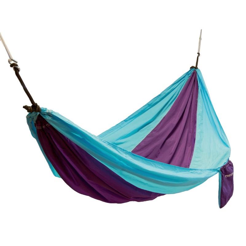 Frendo ležadlo Hamac Rando Nylon - Blue/Violet