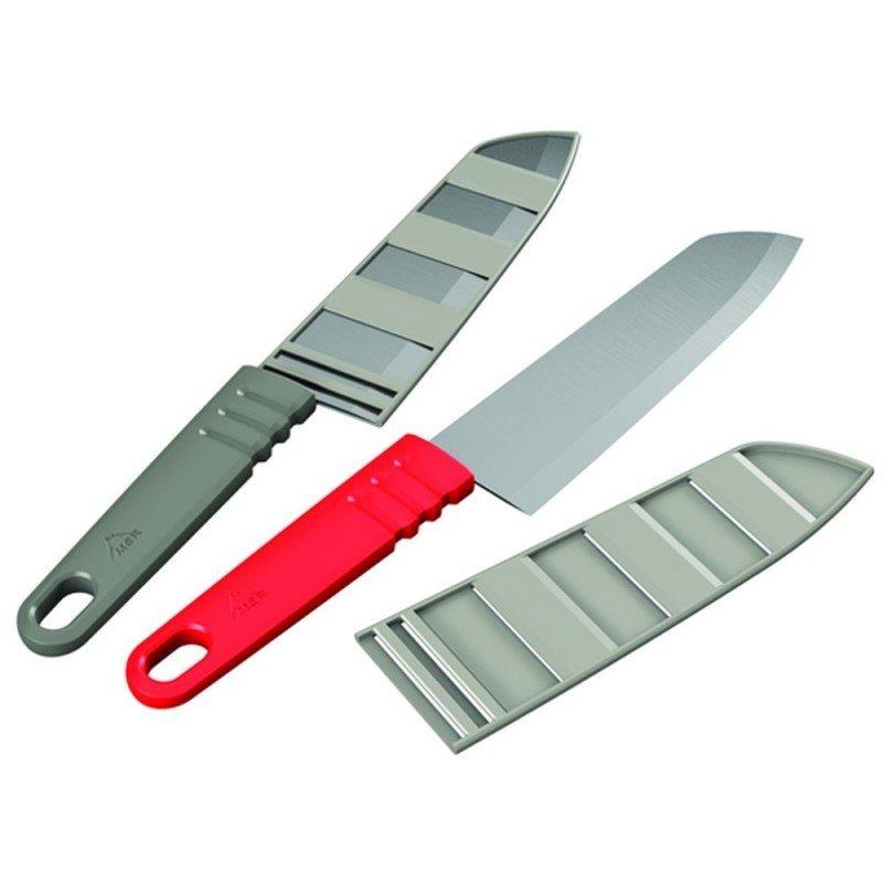 MSR Alpine Chef´s Knife - Šedý