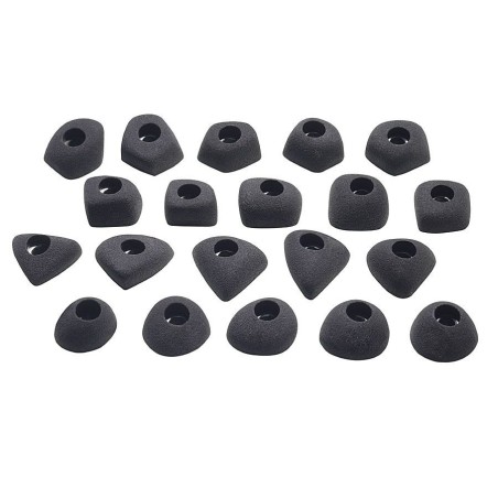 Ocun Footholds Set 1 Bolt-on 20 ks