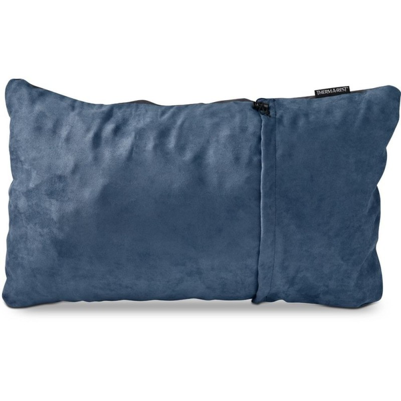Thermarest Compressible Pillow - small - denim
