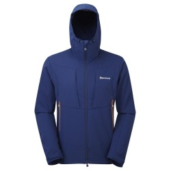 MONTANE Dyno Stretch Jacket šedá
