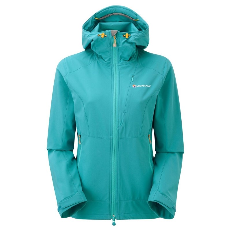 MONTANE Fem Dyno Stretch Jacket