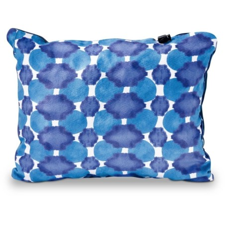 Thermarest Compressible Pillow - small - indigo dot