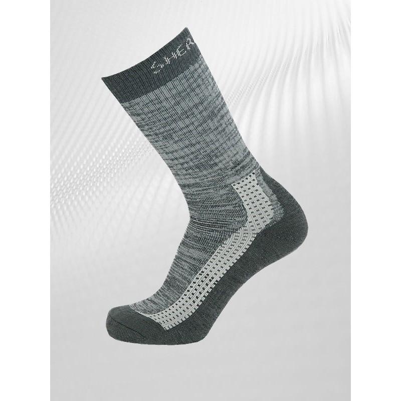 Ponožky SherpaX - BONETE šedá