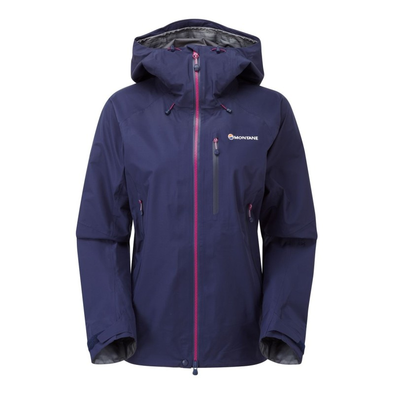 MONTANE Fem Alpine Pro Jacket - antracit blue
