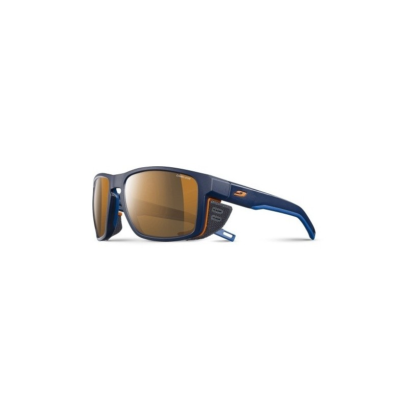 Julbo SHIELD Caméléon - BLUE/BLUE/ORANGE