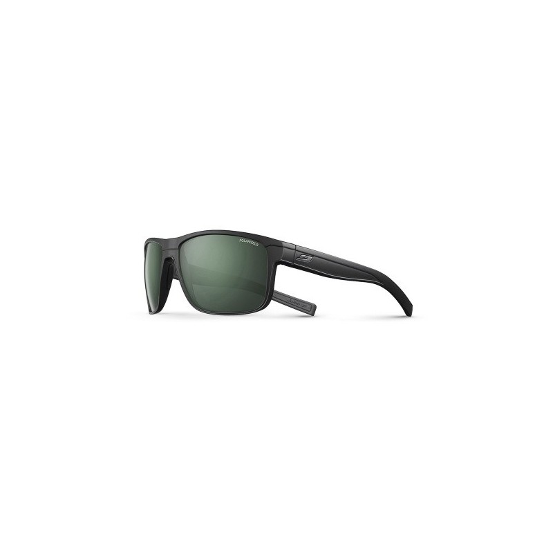 Julbo RENEGADE Polarized 3  - MAT BLACK / BLACK