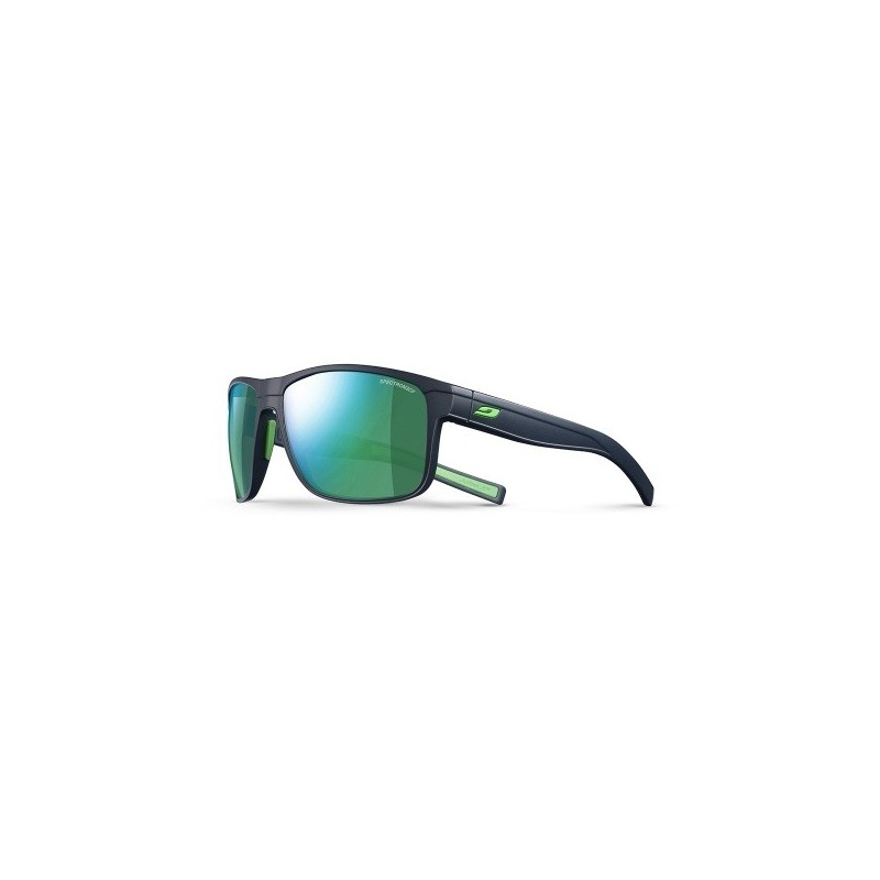 Julbo RENEGADE Spectron 3CF  - DARK BLUE / GREEN
