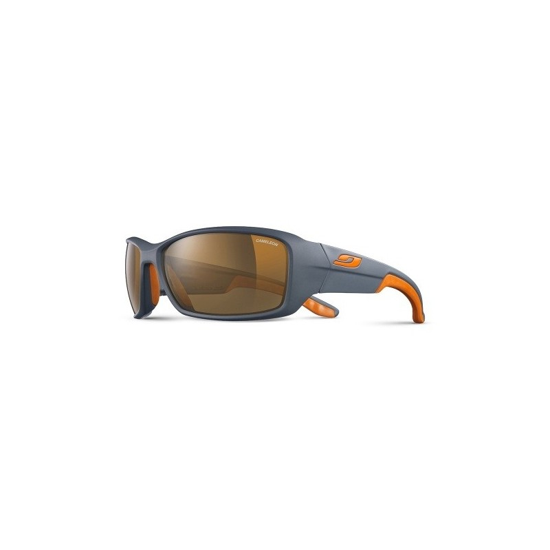 Julbo RUN Caméléon - GREY BLUE/ORANGE