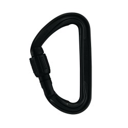 PETZL Spirit Screw Lock - black