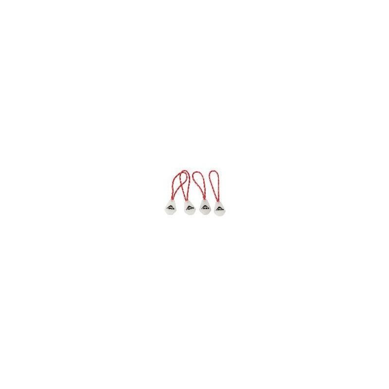 MSR Night Glow Zipper Pulls